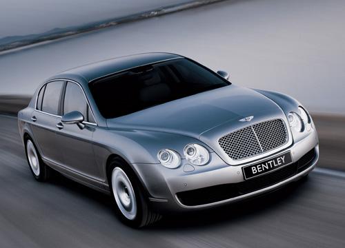 Autonoleggio Bentley
