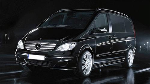 Autonoleggio Mercedes Viano