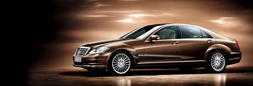 Autonoleggio Mercedes Classe S